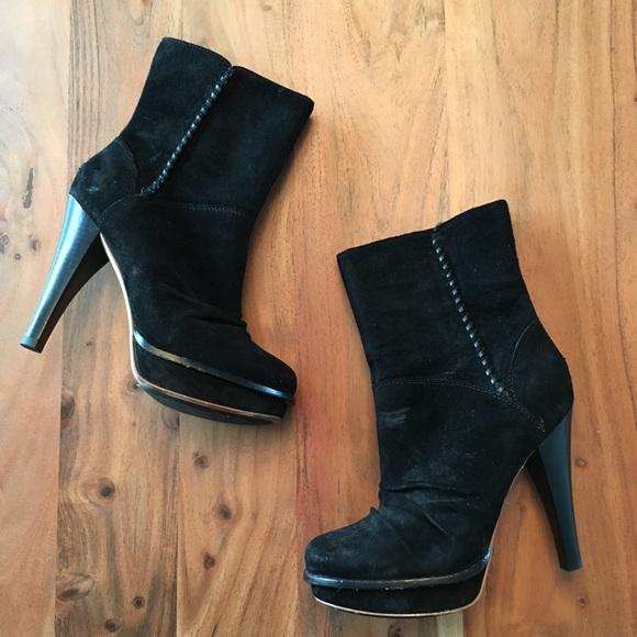 1ce0c4356fcb UGG Bianka platform high heel ankle boots. M 5ad2bbd53afbbd1187702a6a.  Other Shoes ...